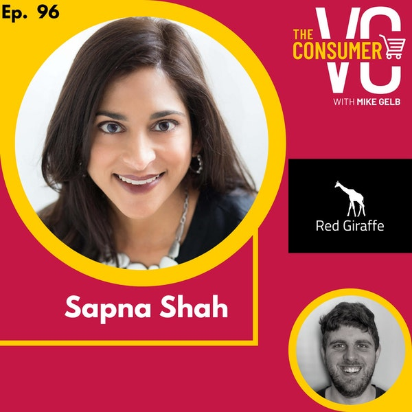 Sapna Shah (Red Giraffe) - Future of Retail, Drop Shipping, and Small World, Long Life