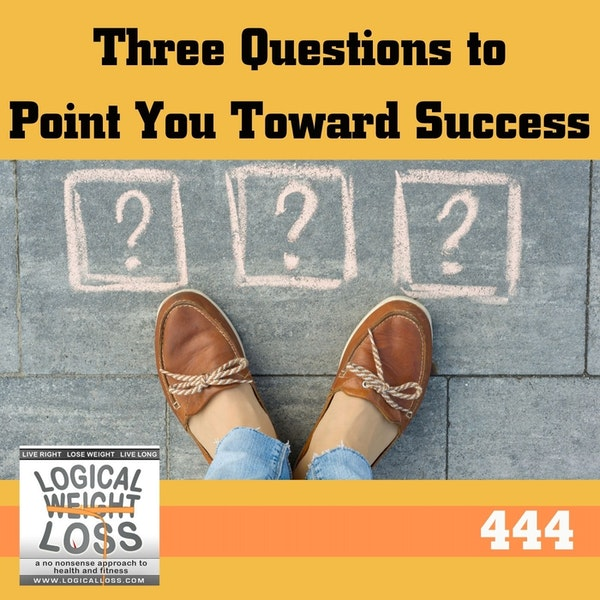 Three Questions to Point You Toward Success Image