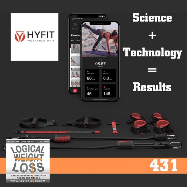 Science + Technology = Results with Hyfit Gear Image