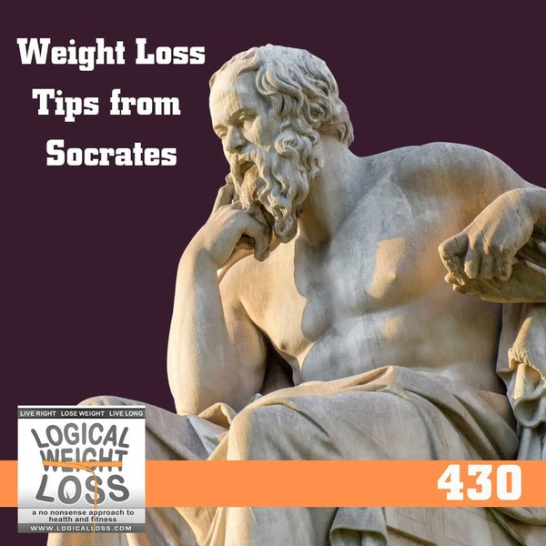 Weight Loss Tips From Socrates Image