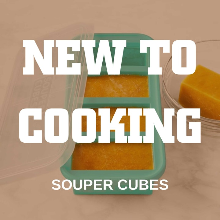 Souper Cubes: Great When You Cook For One