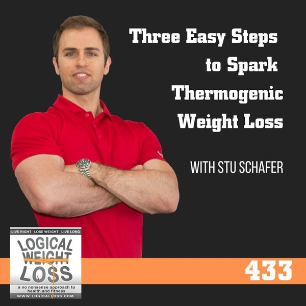 Three Easy Steps  to Spark  Thermogenic Weight Loss Image
