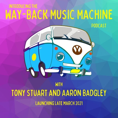 Introducing The Way-Back Music Machine Podcast Image