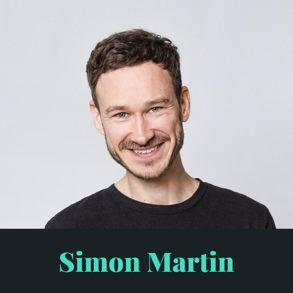 #10 – The UX Of Music Tools w/ Simon Martin