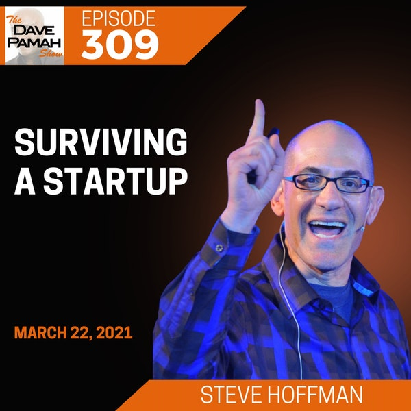 Surviving a Startup with Steve Hoffman