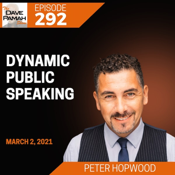 Dynamic public speaking with Peter Hopwood