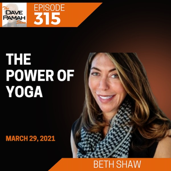 The power of yoga with Beth Shaw