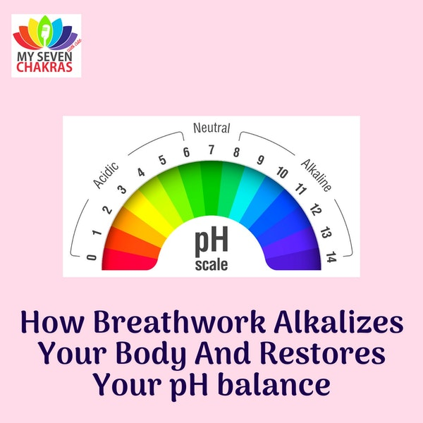How Breathwork Alkalizes Your Body, Restores Your pH Balance And Awakens Your Inner Healer Image
