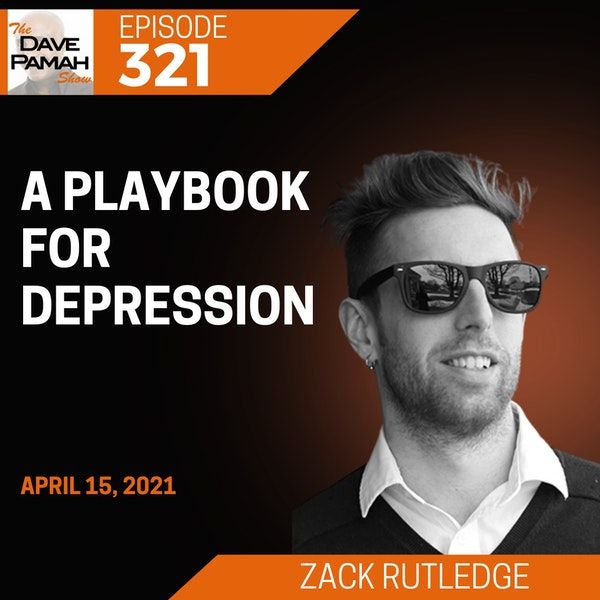 A playbook for depression with Zack Rutledge