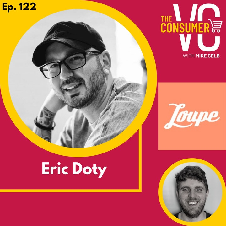 Eric Doty (Loupe) - Building the world's largest community of sports card collectors