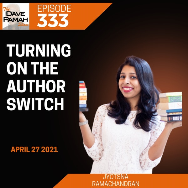 Turning on the Author Switch with Jyotsna Ramachandran