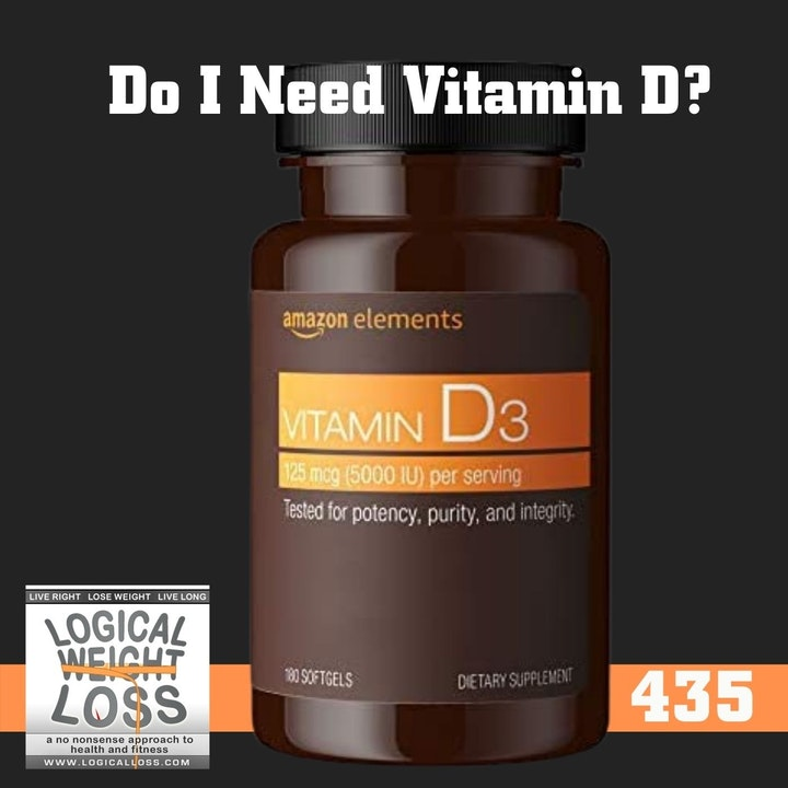 Do I Need Vitamin D?