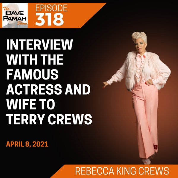 Interview with the famous actress and wife to Terry Crews - Rebecca King Crews