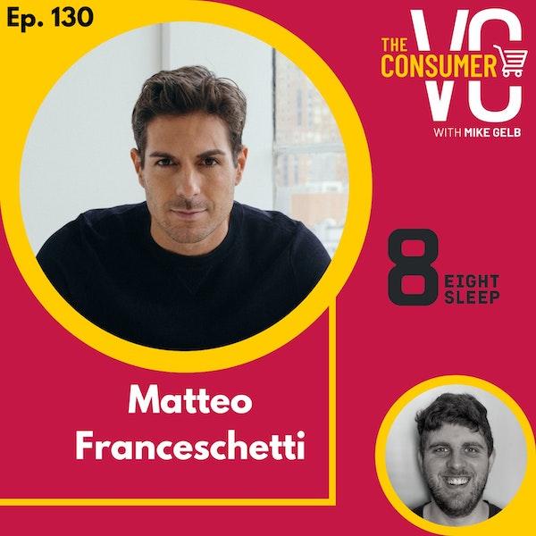 Matteo Franceschetti (Eight Sleep) - Why we should optimize our sleep