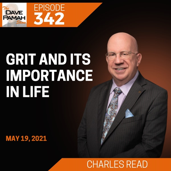 Grit and its importance in life with Charles Read