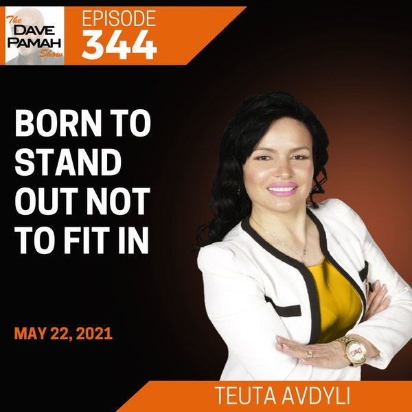 Born to Stand Out Not to Fit In with Teuta Avdyli