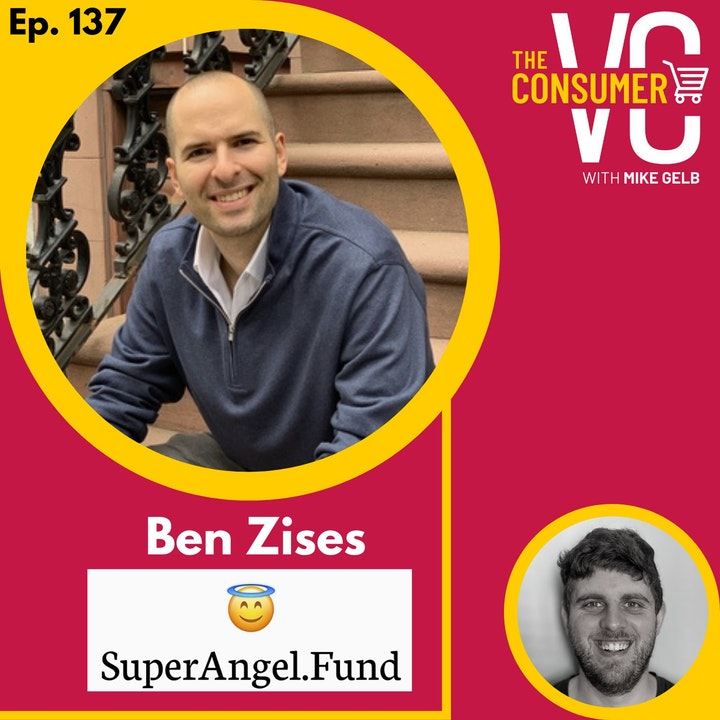 Ben Zises (SuperAngel.Fund) - Starting a rolling fund, what first check-in means, and lessons learned from founding