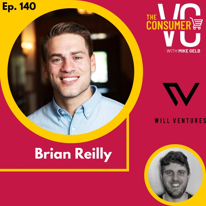 Brian Reilly (Will Ventures) - The opportunities investing in sports, media and telehealth