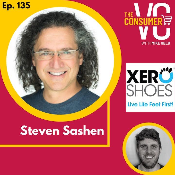Steve Sashen (Xero Shoes) - Building the ultimate minimalist shoe