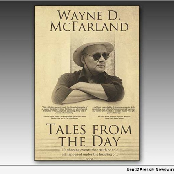 Interview with author Wayne McFarland Image