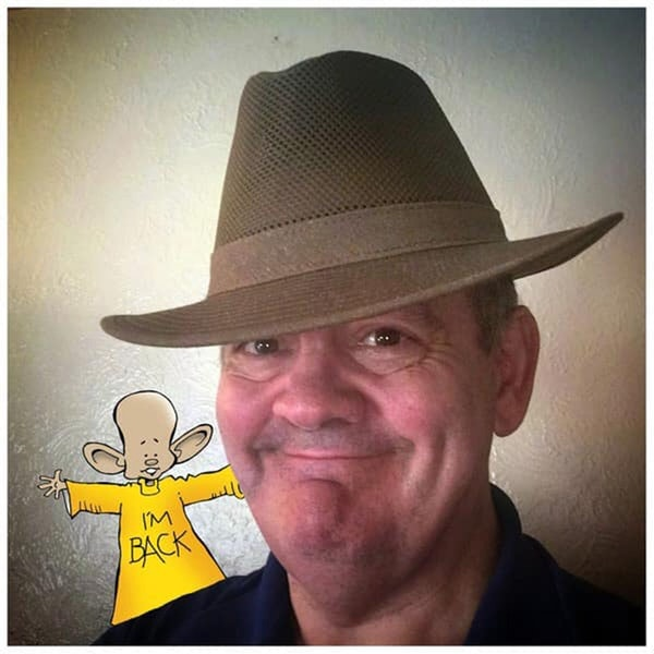 Interview with Editorial Cartoonist Randy Bish Image
