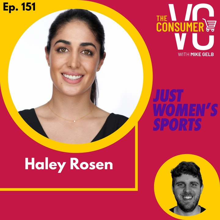 Haley Rosen (Just Women's Sports) - Starting a sports media company through the pandemic, the relationship between athlete and journalist, and why women's sports are overlooked