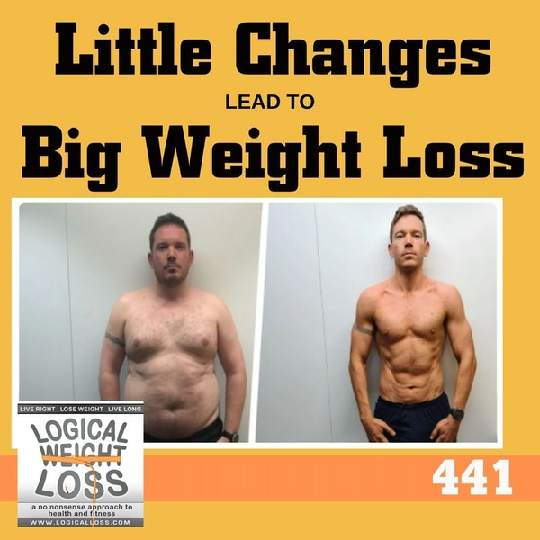 Little Changes Lead To Big Weight Loss Image