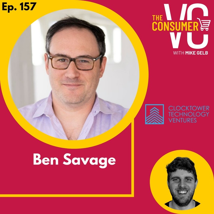 Ben Savage (Clocktower Technology Ventures) - Why the future is Fintech, Fractional Ownership and Lessons Learned from Ray Dalio