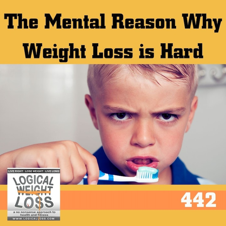 The Mental Reason Why Weight Loss is Hard