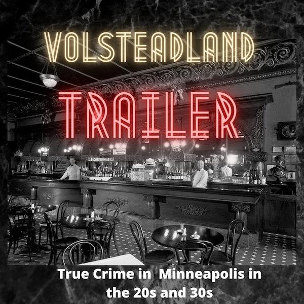 Volsteadland: Teaser trailer Image