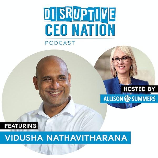 EP 74 Vidusha Nathavitharana: Founder & Destiny Architect, Luminary Learning Solutions & High5 Consultancy Image