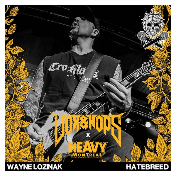 Choosing the Right Bandmates with Wayne Lozinak of Hatebreed Image