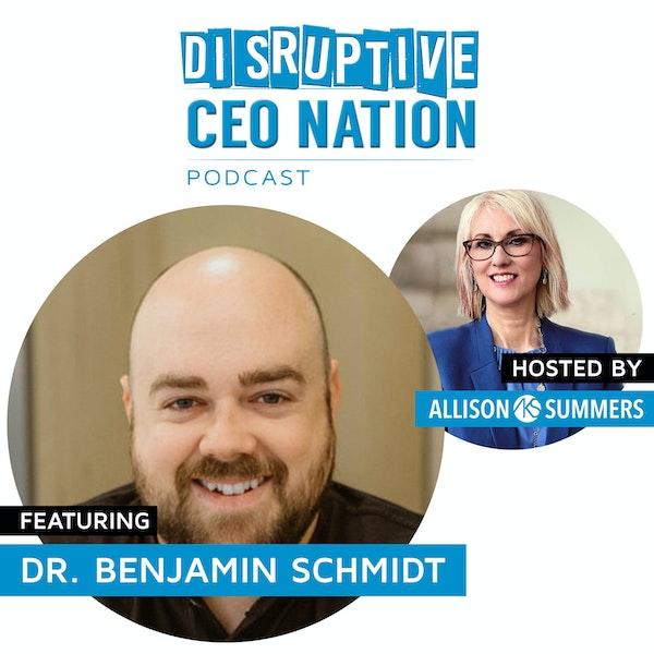 Dr. Ben Schmidt – RoadBotics Image