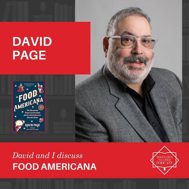 David Page - FOOD AMERICANA