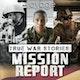 True War Stories: Mission Report Album Art