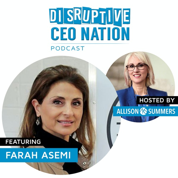 Farah Asemi – Founder of ecofleet Image