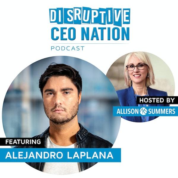 EP 87 Alejandro Laplana, Founder and CEO, Shokworks Inc. Image