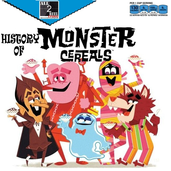 HISTORY OF MONSTER CEREALS Image