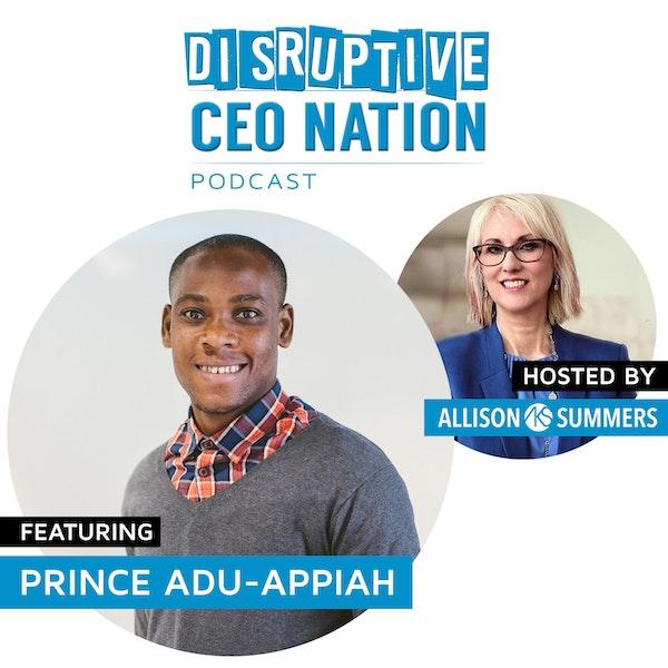 EP 76 Prince Adu-Appiah – Founder and CEO, 1 Billion Africa (Ghana) Image