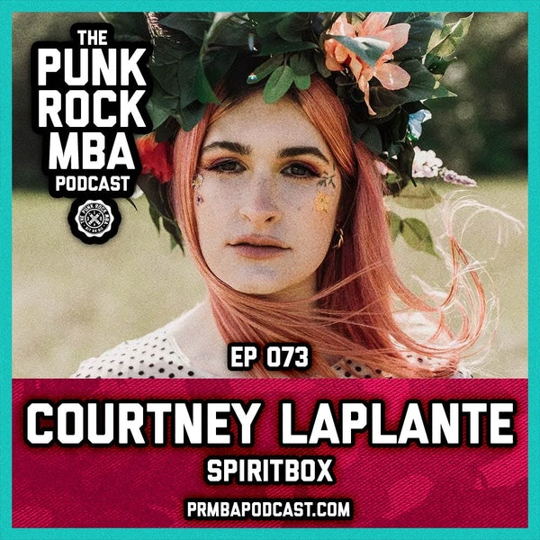 Courtney LaPlante (Spiritbox) Image