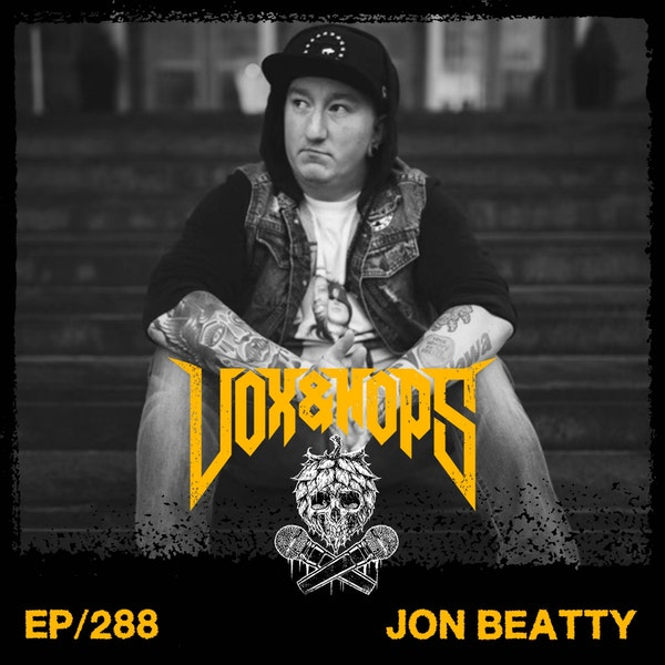 Two Craft Beer & Metal Podcasters Walk Into a Bar with Jon Beatty of the Brewtally Speaking Podcast
