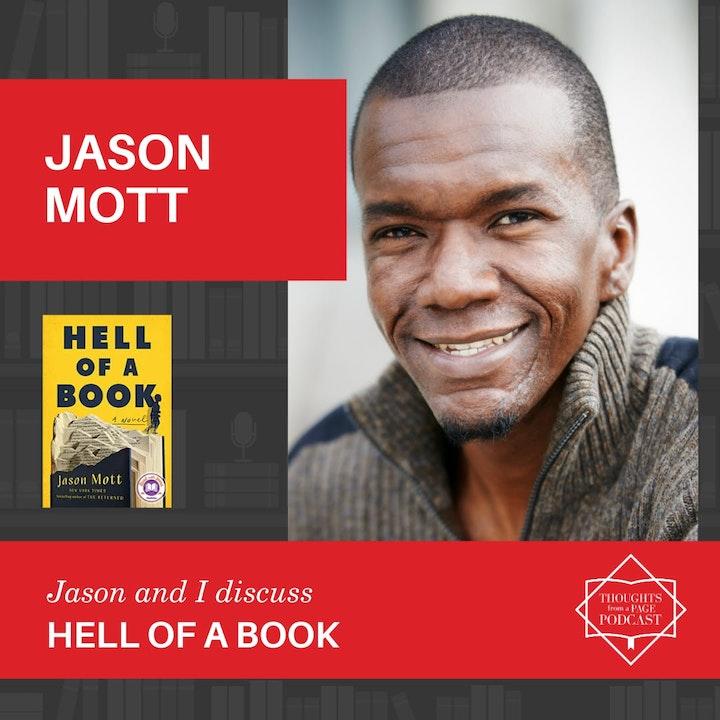Jason Mott - HELL OF A BOOK