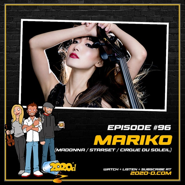 Mariko: Bringing Classical Influence to Rock and Pop Music