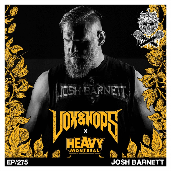 Extreme Fighting & Circle Pits with The Warmaster Josh Barnett