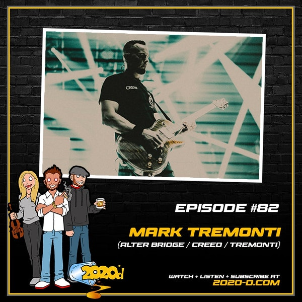 Mark Tremonti: I Was Told NOT to Learn Music Theory Image