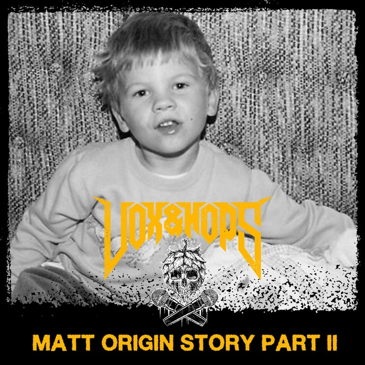Thirsty Thursday LIVE Matt Origin Story II