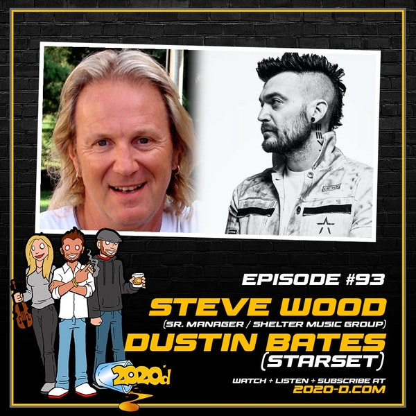 Dustin Bates w/ GUEST HOST Steve Wood: We'll Self-Manage Until it's Ludicrous Not To