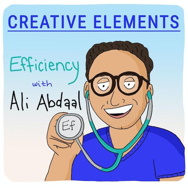 #37: Ali Abdaal [Efficiency] Image