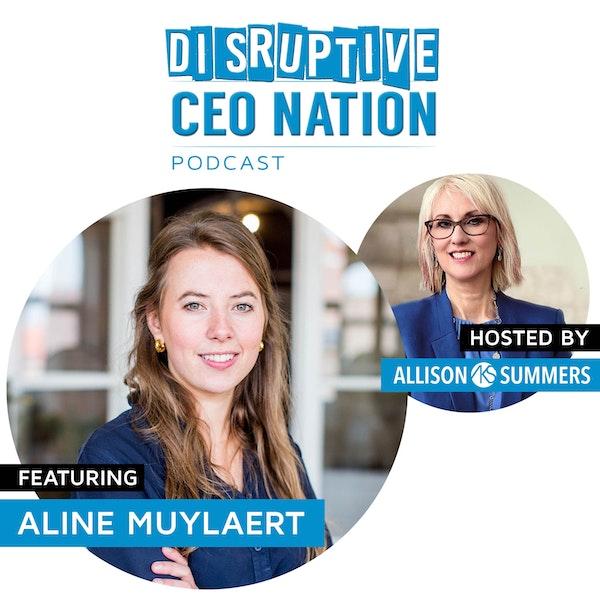 EP 083 Aline Muylaert, Co-founder CitizenLab Image