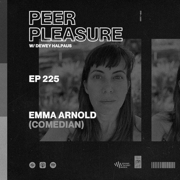 Emma Arnold (Comedian) Part 2